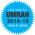 Umrah Packages Mumbai