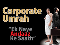 Corporate Umrah packages Mumbai
